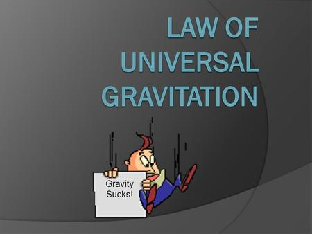 how to work out acceleration due to gravity