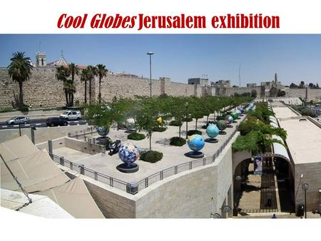 Cool Globes Jerusalem exhibition Food for Thought Muriel Napoli Do you love oranges and <strong>other</strong> delicious fruits and vegetables? You can make an environmental.