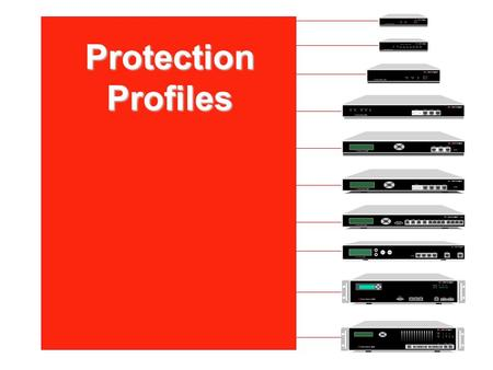 ProtectionProfiles. 2 Fortinet Technologies Protection Profiles Protection profiles control t the type of traffic protected t HTTP t FTP t IMAP t POP3.