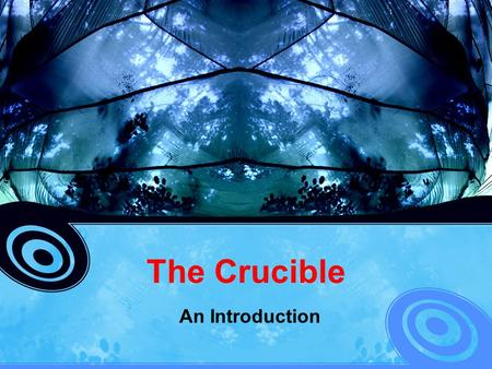 an overview of the families in the crucible a play by arthur miller