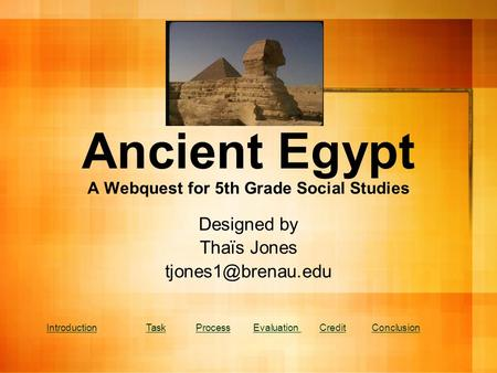 world history webquest