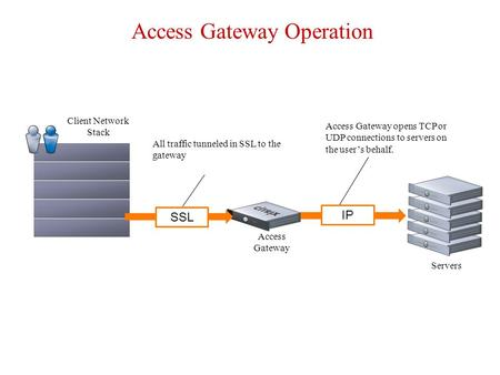 Access Gateway Operation