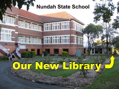Nundah State School Our New Library. Assessment Matrix: appropriate to the evaluation of an existing space Day, C (2003) Consensus design: socially inclusive.