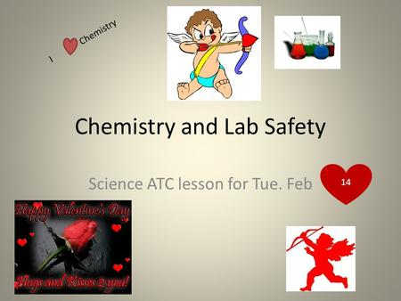 Chemistry and Lab Safety