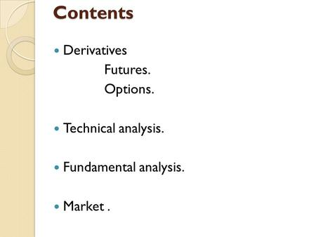 Intro to Options Trading