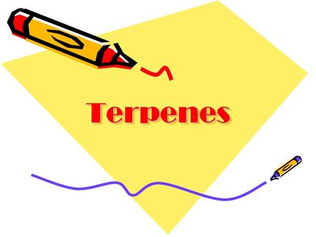 TerpenesTerpenes. Terpenes are a class of molecules that typically contain either ten or fifteen carbon atoms built from a five-carbon building block.