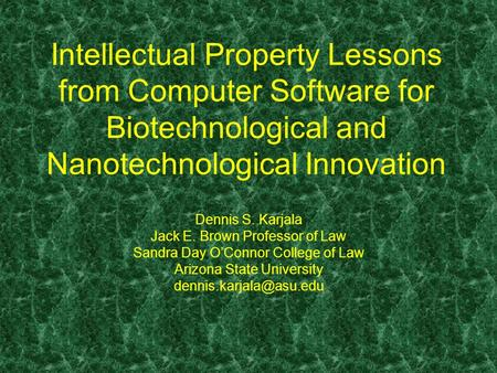 intellectual property and computer software the Request pdf on researchgate | intellectual property rights and computer software | 'it is much more difficult than is often admitted to make a strong.
