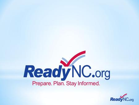 Ready NC Mobile app features: Current weather conditions Real-time traffic conditions How to report power outages Open shelters near you (including.