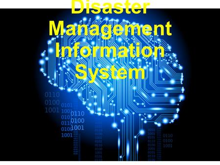 <strong>Disaster</strong> <strong>Management</strong> Information System. Me  Name : Muhammad Helmi Zain Nuri, S.T., M.T.  Phone : +62-815-7933451 (Whatsapp, Telegram) 