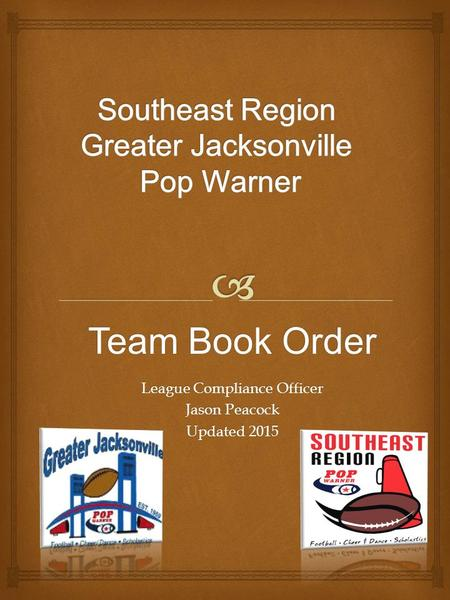 Southeast Region Greater Jacksonville Pop Warner