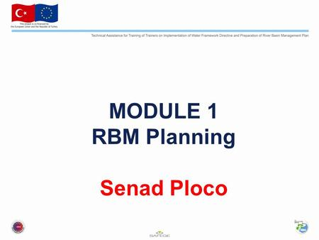 MODULE 1 RBM Planning Senad Ploco. Policy Cycle Policy Formulation Project Implementation Management and Control Political weight Phase Problem Recognition.