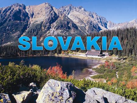 POSITION : The Slovak Republic (short form: Slovakia ) is a state in Central Europe. POPULATION : It has a population of over five million. AREA: Slovakia.