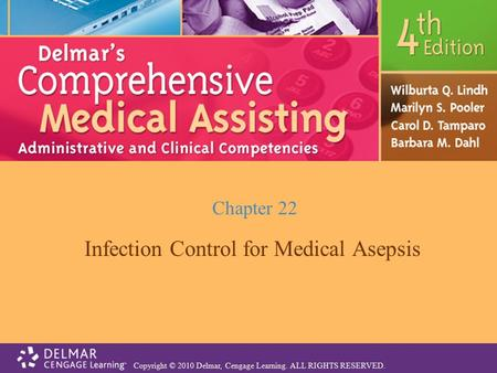 Infection Control for Medical Asepsis