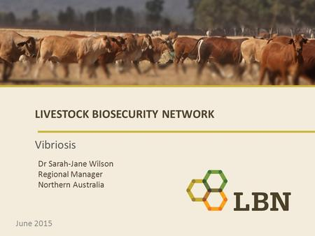 Livestock Biosecurity Network