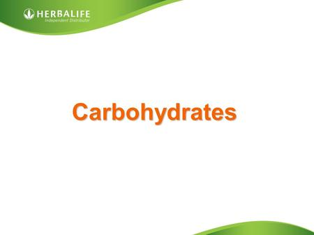 Carbohydrates. Carbohydrates What is a carbohydrate? A major source of energy –Simple Carbohydrates - simple sugars –Complex Carbohydrates - include starches.