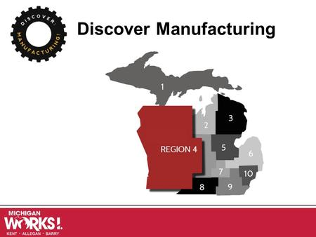 Discover Manufacturing. What are you hoping to take away from this session?