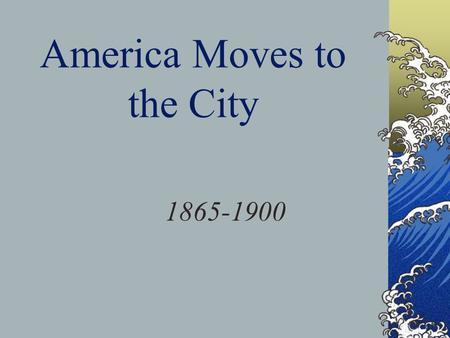 Economic history of the United States