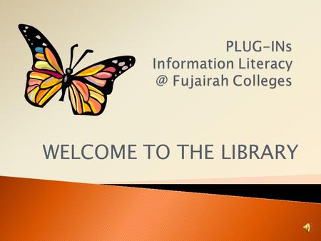 PLUG-INs Information Fujairah Colleges