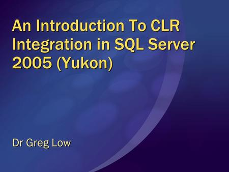 an introduction to the sql server 2005 An introduction to the bcp utility (bulk copy program) in sql server november 9   introduction the bulk copy  xx, sql server 2005 80.