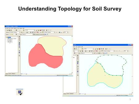 1 Understanding Topology for Soil Survey. 2 Topology – What is it? For Our Purposes: Topology defines the spatial relationship between individual features,
