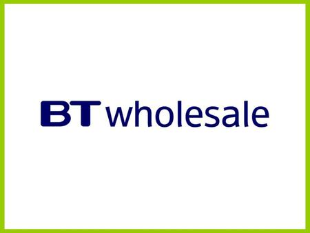 www.btwholesale.com. Standard Contract Forum 24 April 2008 13.30 Customer Suite, BT Centre, London.
