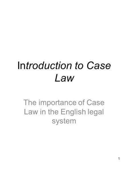 An Introduction to the Legal Services Authorities Act, 1987
