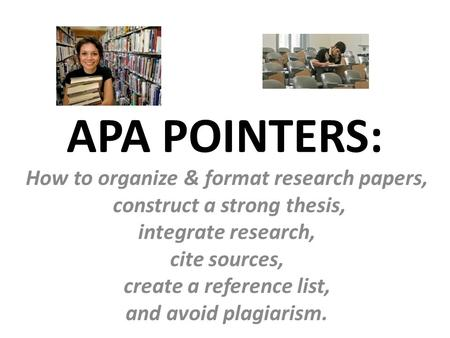 construct title page research paper In order to make a good first impression, it is important to have a well-formatted title page in proper apa format that clearly represents your paper the following format should be used in both psychology lab reports and research articles.