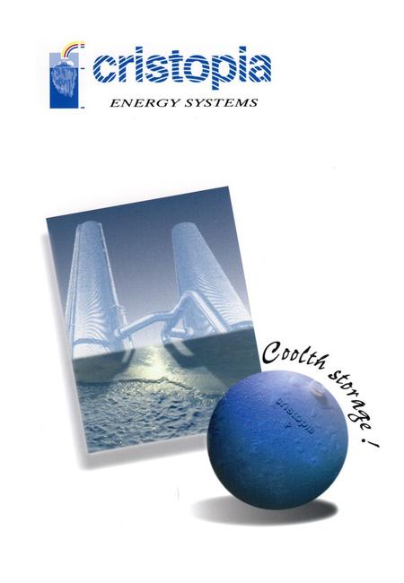 Cristopia (CIAT) - energy savings systems in air conditioning.