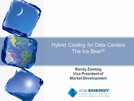 Hybrid Cooling for Data Centers
