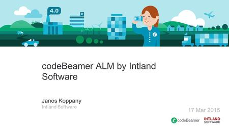 codeBeamer ALM by Intland Software