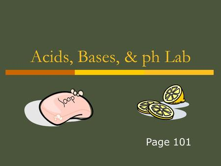 Acids, Bases, & ph Lab Page 101. Red cabbage waterRed cabbage water is an indicator of pH. Although it can't be used to determine exact pH, it can distinguish.