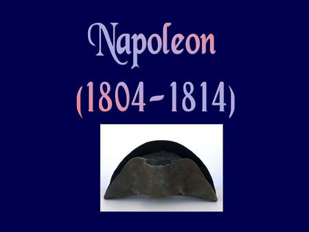 Napoleon's Rise to Power aEarlier military career  the Italian Campaigns:  1796-1797  he conquered most of northern Italy for France, and had developed.