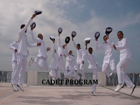 CADET PROGRAM. CONTENT 1.Current Demand on Seafaring Professional 2.Programs (Diploma in Nautical Studies & Marine Engineering) 3.Entry Requirements 4.Recruitment.