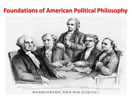 Foundations of American Political Philosophy. Magna Carta Protections from unjust punishment Protections from unjust punishment Protection of life, liberty,