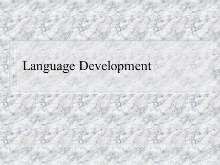 Deloache study definitions