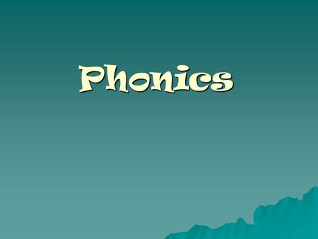 "Phonics. Let's Review!  ""Sneaky e"" makes the vowel before it ___.  Name the vowels  How many syllables are in these words? –reindeer –elf –tree –present."