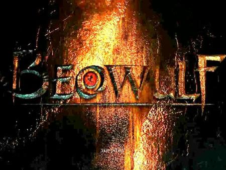 We Begin With a Loss Beowulf was part of an oral traditionBeowulf was part of an oral tradition –Few written records –19 th century –Badly burned We may.