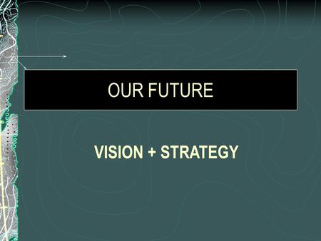 OUR FUTURE VISION + STRATEGY. STRATEGY STATEMENT BY 2013, TO BUILD THE SUSTAINABILITY AND AUTHENTICITY OF THE LASALLIAN MISSION IN ANZPNG THROUGH THE.