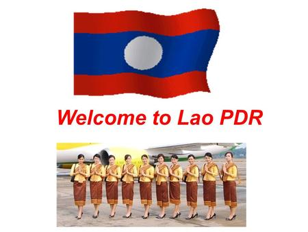 Welcome to Lao PDR. Title Divided into 5 parts: 1.The Strategy For Teacher Education 2015-2020 in Lao PDR 2.Development Curriculum for Teacher Education.