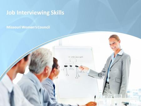 Job Interviewing Skills