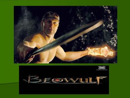Beowulf: The Beginning of English Literature.