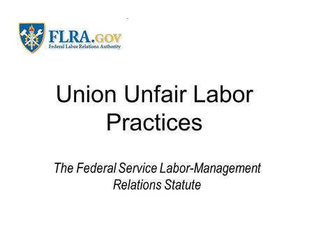 unfair labor practices term papers Labor unions have been in decline over the last few decades however, labor unions in the healthcare industry have been in the news recently, in particular, large and well-funded nursing unions sanders and mccutcheon (2010) point out that there is a sense of urgency among nursing unions in large .