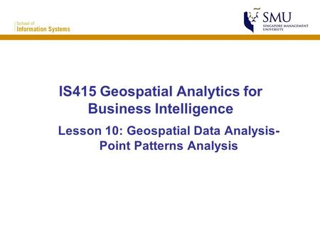 "an analysis of the point of view of intelligence Pitney bowes' location intelligence  ""it is vital that domino's has an up-to-date view of  location data coupled with geospatial analysis."
