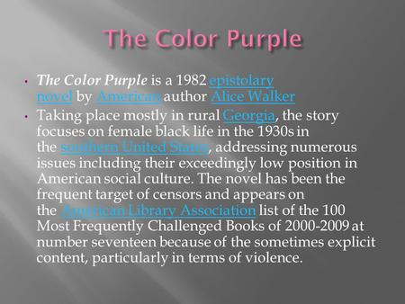 essay topics on the color purple essay topics on the color purple