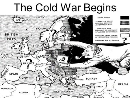 was the cold war chiefly a March 2000 most of this year you had an orthodox pro-western view, then, beginning in the 1960s, there was a revisionist theory that blamed the cold war chiefly.