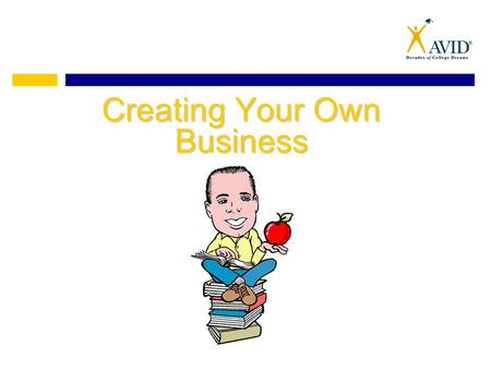 Creating Your Own Business. Seasonal Business Ideas Fall: raking leaves, cleaning gutters, growing pumpkins to sell for Halloween, Winter: gift wrapping,