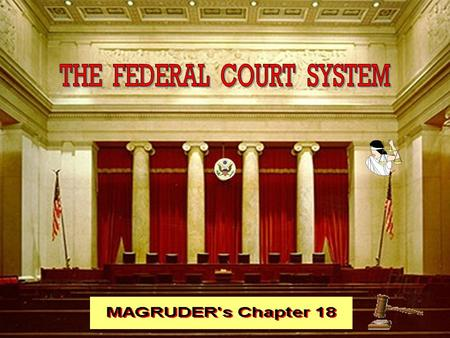 Dual Court System1. Dual Court System – National judiciary has more than 120 courts and the 50 States have thousands of courts. Inferior courts2. Inferior.