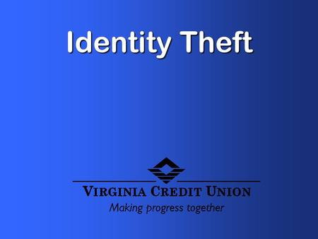 Identity Theft.  What is it?  How is it perpetrated?  Can you avoid it?  What if you become a victim?
