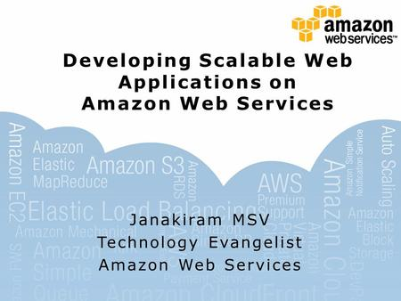 Developing Scalable Web Applications on Amazon Web Services