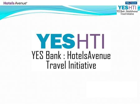 In a nutshell … This presentation will cover: Who is YES-HTI aimed at What YES-HTI does for them Why is YES-HTI the best solution available A quick look.